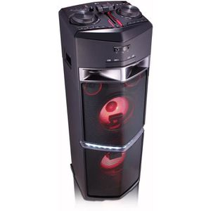 CHAINE HI-FI LG OJ98 Chaine high power - Bluetooth multi pairin