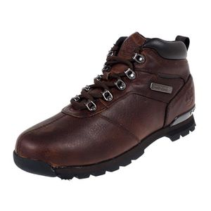 DERBY Chaussures montantes Splitrock brown cuir