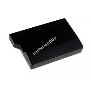 BATTERIE DE CONSOLE Batterie pour Sony PSP 2.Generation 3,7V 1200mA...