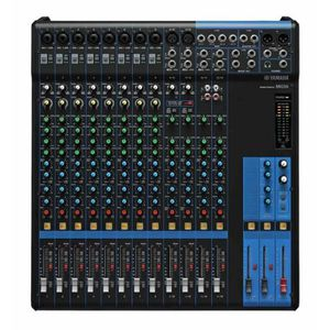 TABLE DE MIXAGE Yamaha MG16 - Table de mixage analogique 16 canaux
