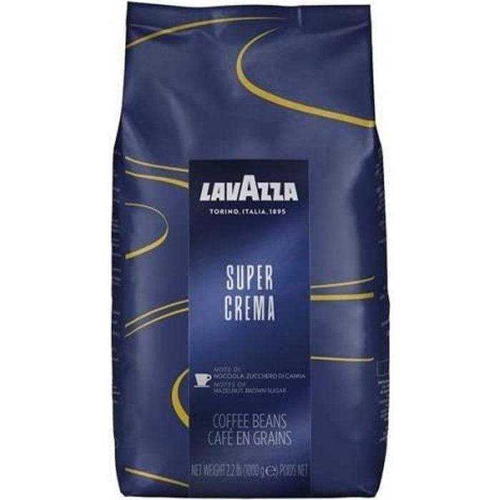 Cafe En Grains SUPER CREMA - 1kg - Lavazza