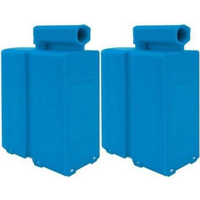 Cassette anti-calcaire emc type a par 2 pour Centrale vapeur Domena, Nettoyeur vapeur Domena - 3665392363323