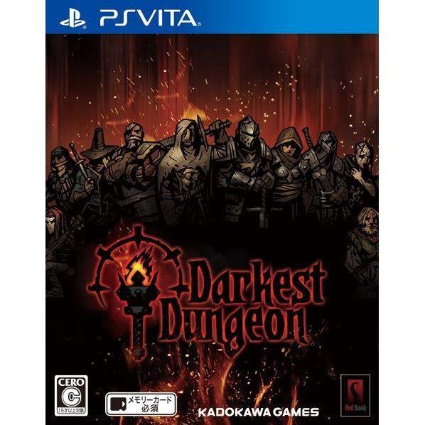 Kadokawa Games Darkest Dungeon PS Vita SONY Playstation IMPORT JAPONAIS