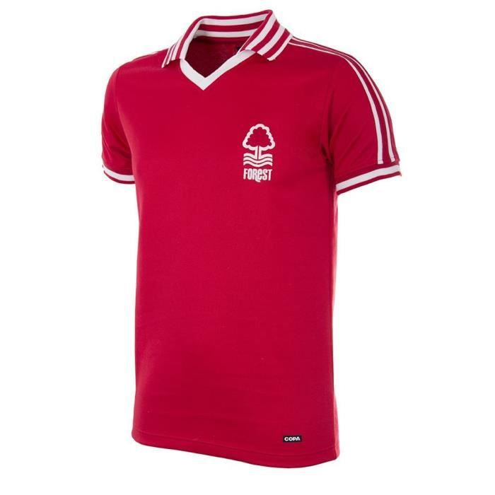 Maillot domicile Nottingham Forest 1976/1977