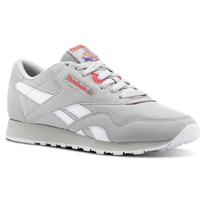 Reebok CL Nylon Baskets Mode femme