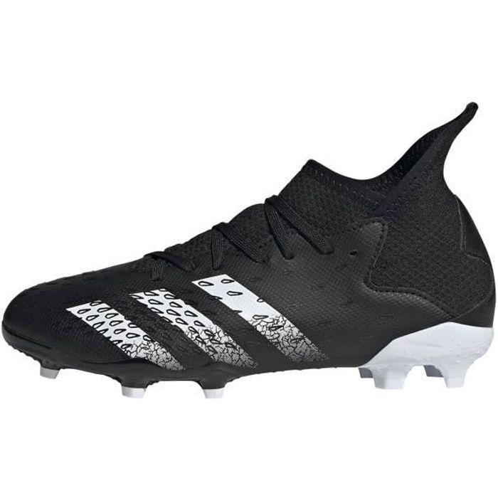 Chaussures Adidas Predator Freak.3 Fg noir / blanc enfant