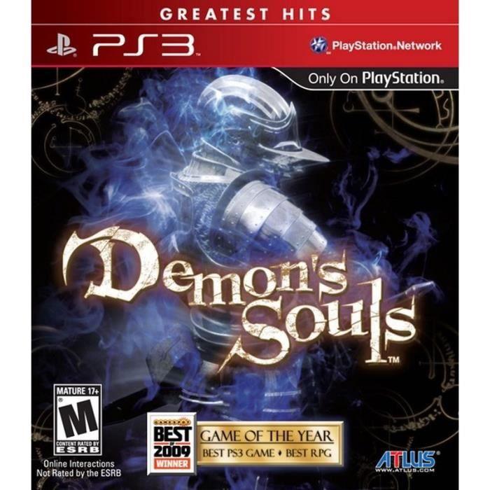 Les âmes Demon [Import USA] - Réédition - PS3 - 114208