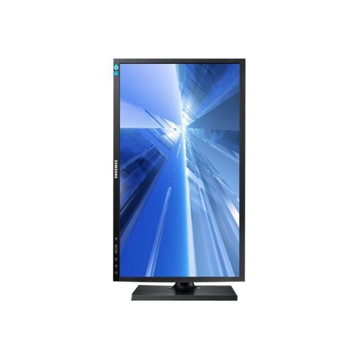 Samsung SC450 Series S22C450MW - Écran LED - 22- - 1680 x 1050 - TN - 250 cd-m² - 1000:1 - 5 ms - DVI-D, VGA - haut-parleurs