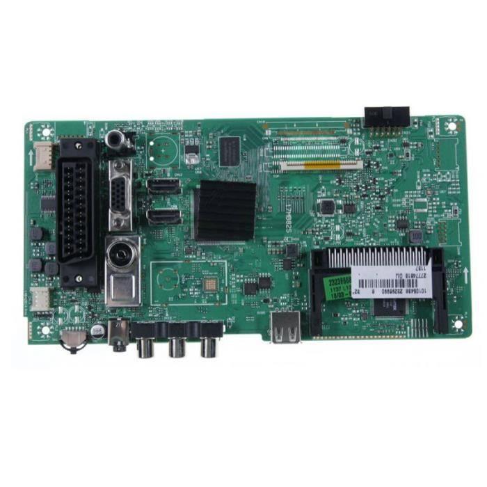 Platine Principale Carte Mere Ref 23296990 Pour PIECES TELEVISEUR - LCD TECHWOOD