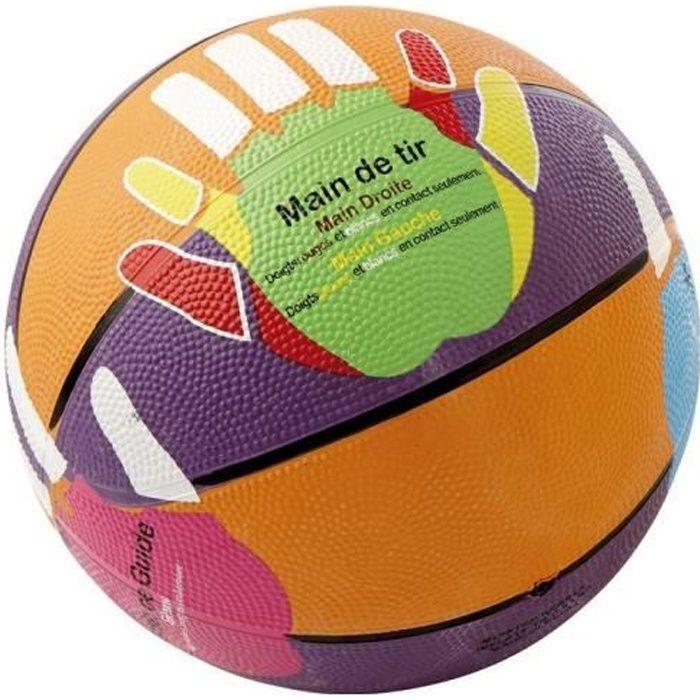 Ballon de Basketball - Hands-on