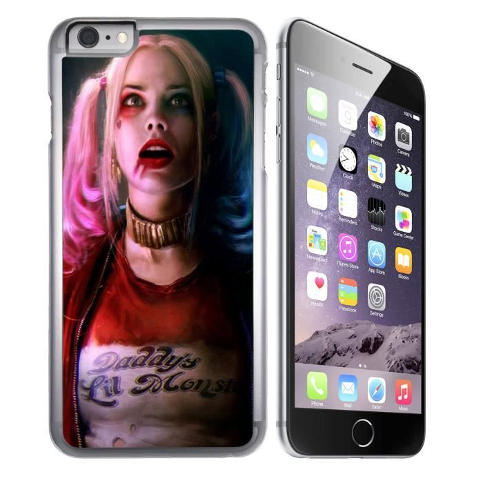 Coque iPhone 6 - 6S Suicide Squad - Harley Quinn M