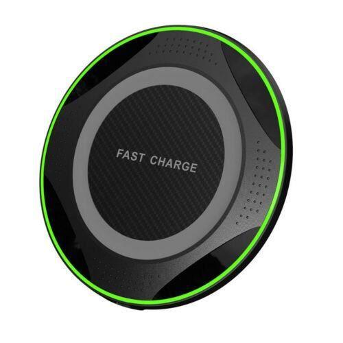 CHARGEUR TÉLÉPHONE QI 10W Chargeur rapide sans fil pour Huawei P30 -