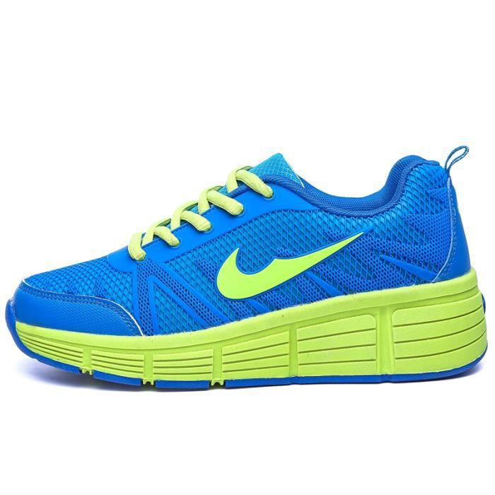 chaussure a roulette garcon nike