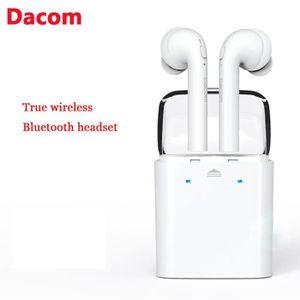 CASQUE - ÉCOUTEURS Aihontai Dacom True Wireless Bluetooth Earbuds ear