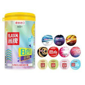 PRÉSERVATIF PRESERVATIF Fruits Ultra-Minces Condoms En Latex M