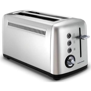 GRILLE-PAIN - TOASTER MORPHY RICHARDS - M245002EE-Accents -850 W-2 fente