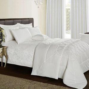 JETÉE DE LIT - BOUTIS Imperial Rooms Matelassé couvre-lit douillette ens
