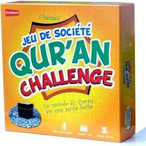 JEU SOCIÉTÉ - PLATEAU Jeu de Société : Quran Challenge - Le monde du Cor