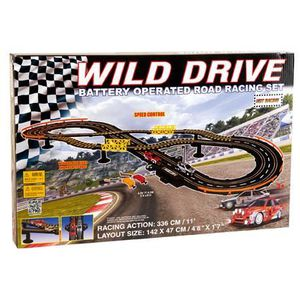CIRCUIT Circuit électrique Wild Drive