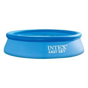 PISCINE INTEX Piscinette Easy Set autoportant 3,05 x 0,76