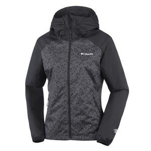 Veste imperméable Columbia Ulica Jacket Noir Achat Vente