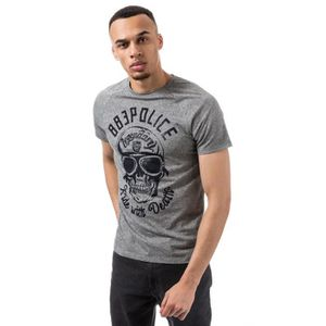 T-SHIRT T-shirt 883 Police Rookie Logo pour homme