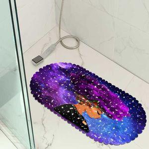 ANTI-DÉRAPANT BAIN PVC Salle de bain antidérapante en Douche baignoir