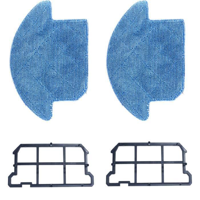 Balai détachable 2PC et filtre haute efficacité 2PC pour le nettoyeur PRO ILIFE V7S V7S