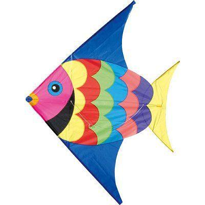 VILAC Cerf-volant poisson