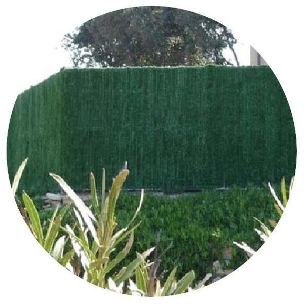 Rouleau haie artificielle JET7GARDEN 1x3m - vert thuyas - 126 brins Supra