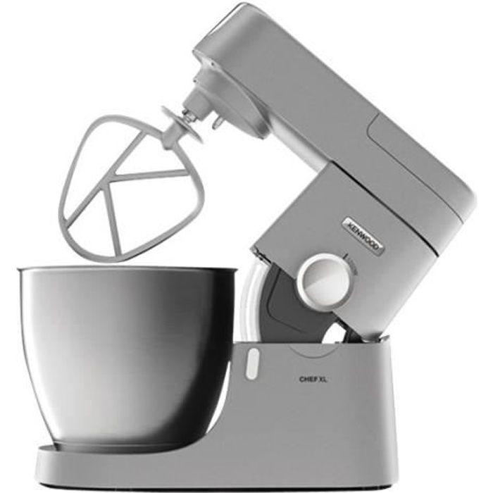 Kenwood Chef XL KVL4100S Robot pâtissier 1200 Watt argenté(e)