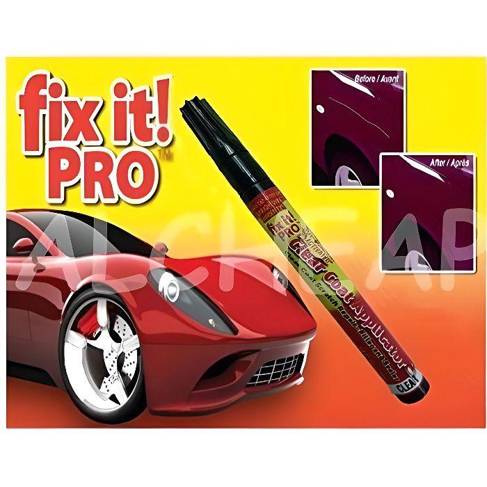 Fix it PRO EFFACE RAYURES Stylo Voiture Toutes couleurs