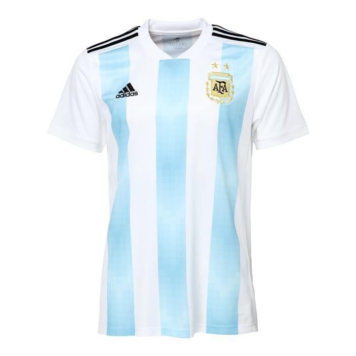 ADIDAS Maillot de Football Jersey AFA Argentine - Homme - Bleu et Blanc