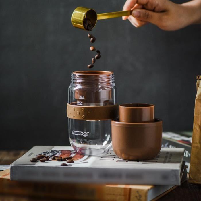 Portable Machine de meulage de grains de café automatique