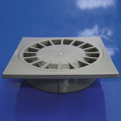 Siphon de sol PVC T-88 25x25 110-90.