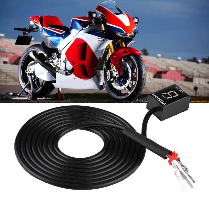 Bleu pour KTM XCF 450 500 2020 XCF450 XCF500 Indicateur de Vitesse de Moto 1-6 Niveau Compteur de Vitesse