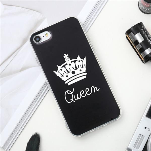 coque queen iphone 7