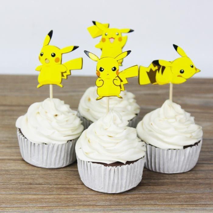 24 x personnalisé ballon fête d/'anniversaire cupcake comestibles toppers gâteau merci