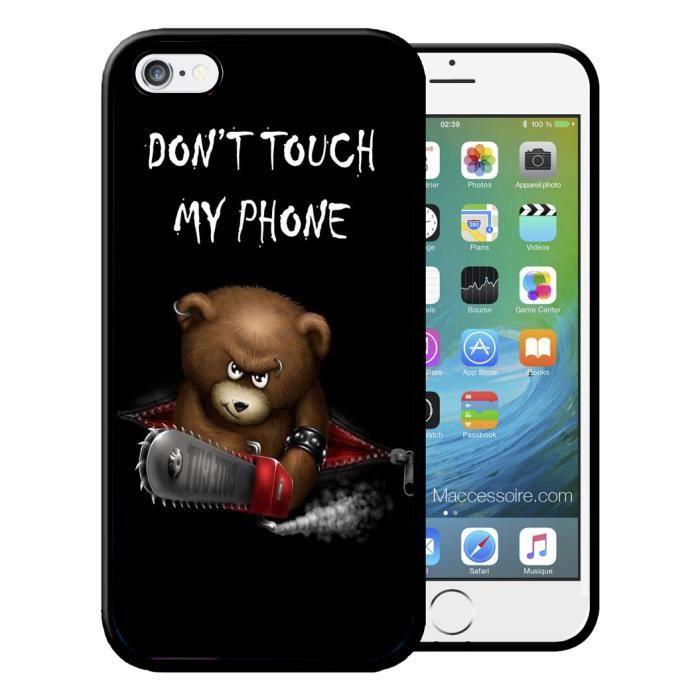 Pour iPhone 6 Plus & 6S Plus - Coque iPhone et Sam
