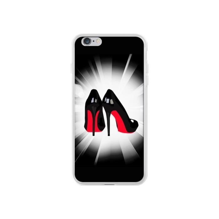 coque louboutin iphone 8