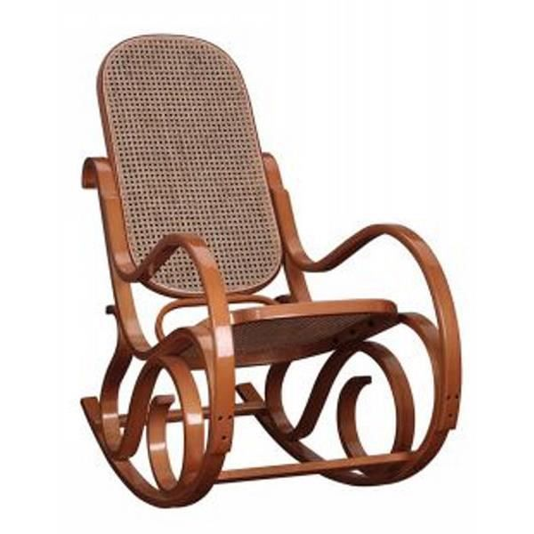rocking chair far west meuble house achat vente fauteuil cdiscount. Black Bedroom Furniture Sets. Home Design Ideas