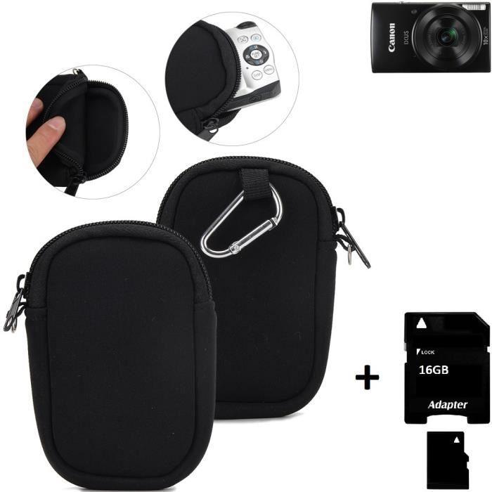 Basics Housse pour appareil photo compact mod/èle Large