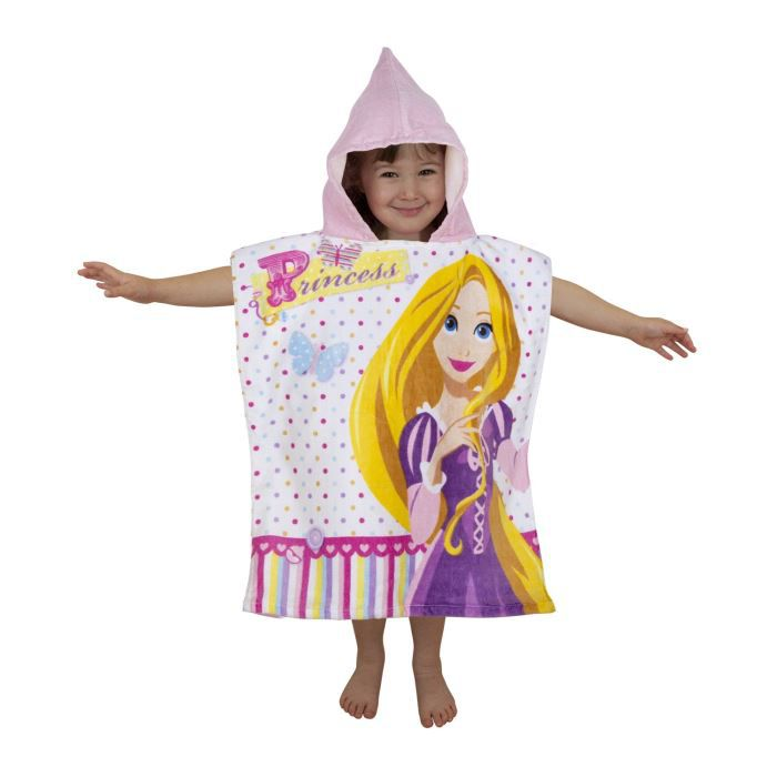 poncho de bain princesse disney achat vente sortie de bain poncho de bain princesse di. Black Bedroom Furniture Sets. Home Design Ideas