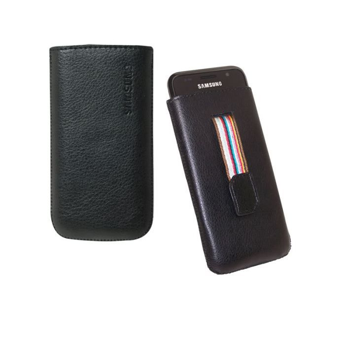 Housse chaussette etui portefeuille samsung galaxy s5 mini for Housse samsung s5
