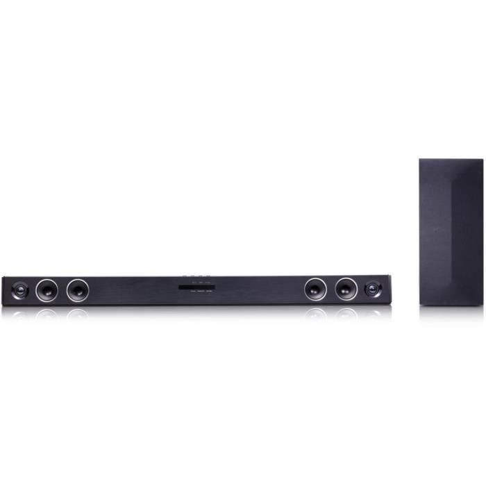 BARRE DE SON LG SJ3 Barre de son Bluetooth 300 Watts - Caisson