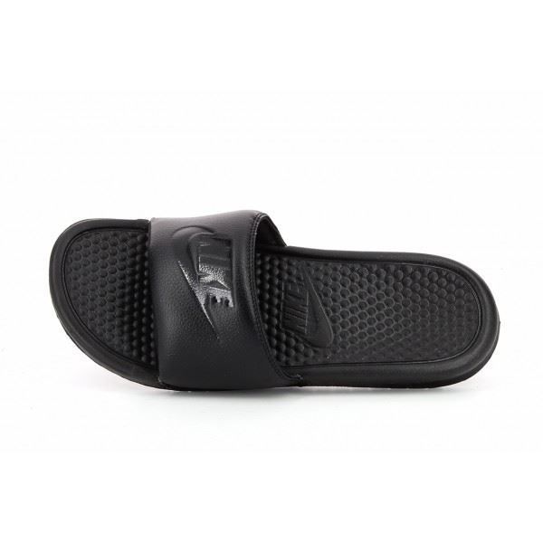 732ad7925e5 Sandale Nike Benassi Just Do It ... Noir Noir - Achat   Vente ...