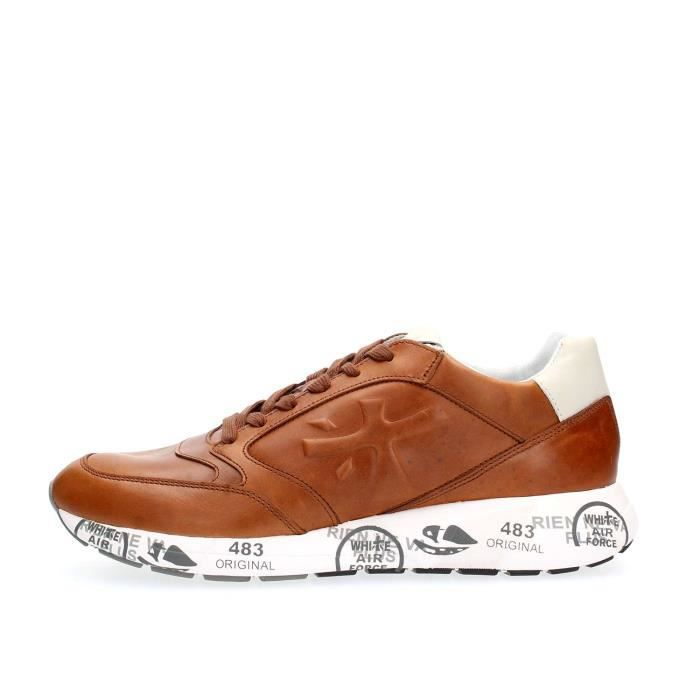 Homme SNEAKERS 42 BROWN LIGHT PREMIATA 5F1wfqYc
