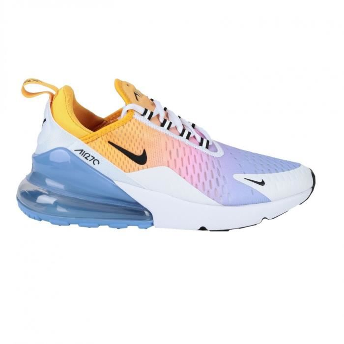 latest many fashionable official site Nike air 270 blanc