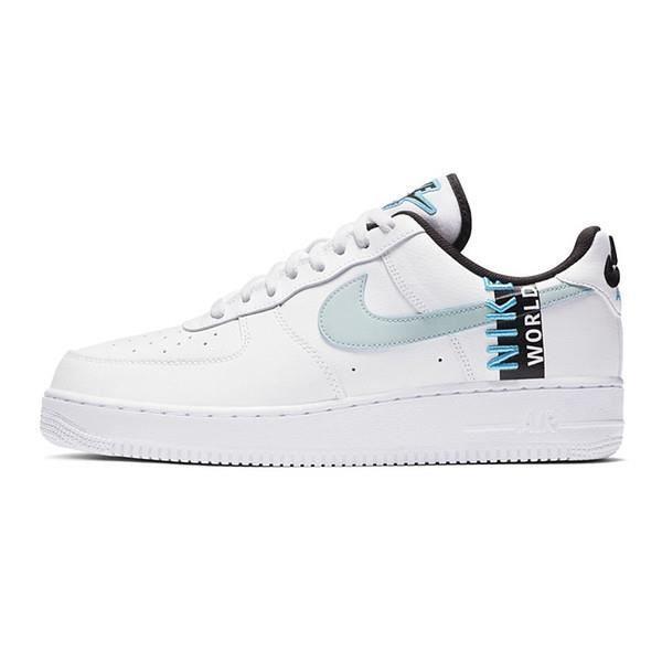 Baskets Nike Air Force 1 WorldWide CK6924-100 Chaussures de ...