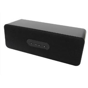 enceinte bluetooth 30w noire laquee at home enceintes. Black Bedroom Furniture Sets. Home Design Ideas